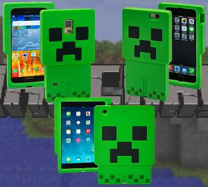 Minecraft Creeper Smartphone Case