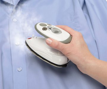 Palm Sized Travel Steam Iron