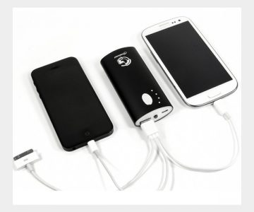 Gembonics Portable Smartphone External Battery Power Charger