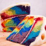 Rainbow Graffiti Cake Mix