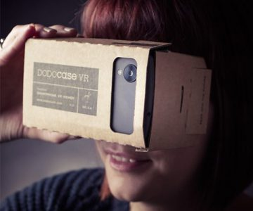 Smartphone Virtual Reality Viewer