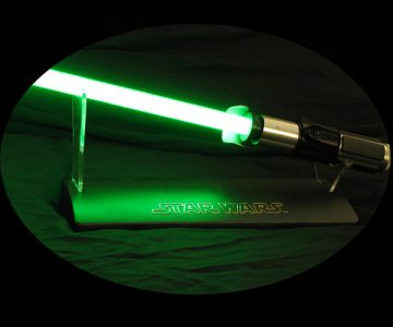 Star Wars Force FX Yoda Lightsaber
