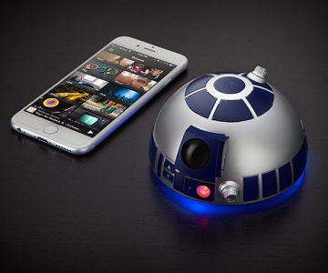 Star Wars R2-D2 Bluetooth Speaker
