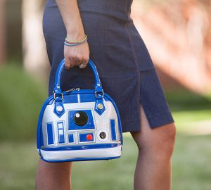 Star Wars R2-D2 Dome Purse