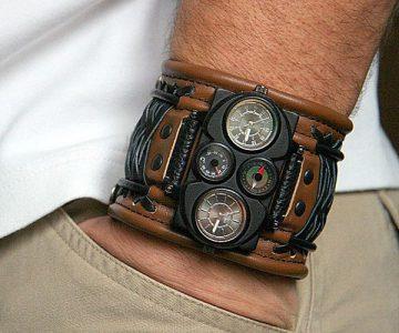 Voyager Wrist Watch Bracelet