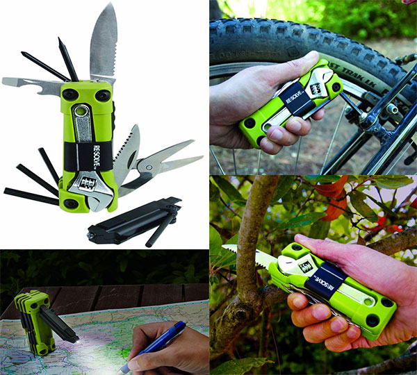 12-Piece Outdoor Multi-Tool