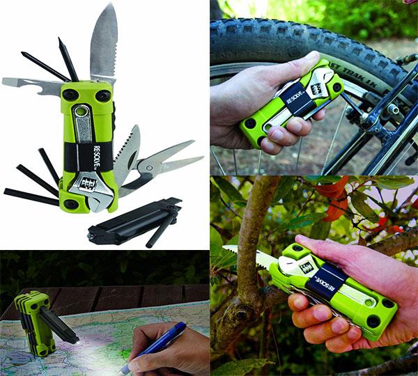 12-Piece Outdoor Multi-Tool
