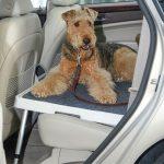Backseat Safety Dog Deck