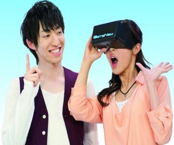 BotsNew 360-degree Virtual Reality Headset