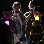 Capture the Flag Redux Game with LED lights