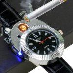 Cigarette Cigar Lighter Watch