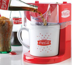 Coca-Cola Frozen Slushy Maker Machine