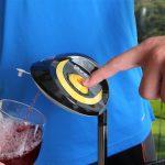 Deluxe Electronic Golf Club Kooler Caddie
