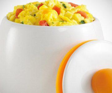Egg-Tastic Microwave Egg Cooker and Poacher