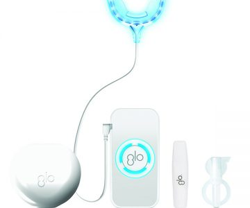 GLO Teeth Whitening Device