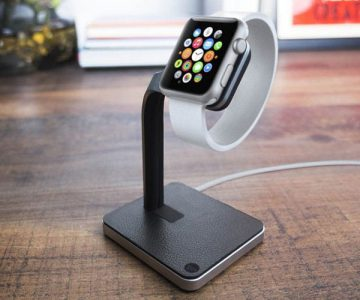 Mophie Apple Watch Charging Dock