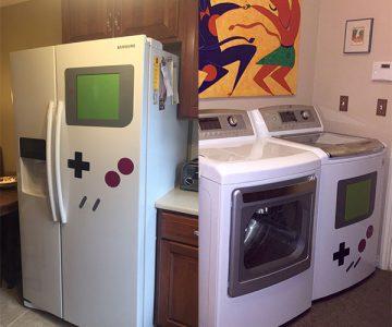 Nintendo Gameboy Refrigerator Magnet