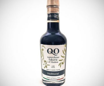 QO Aged Balsamic Vinegar of Modena