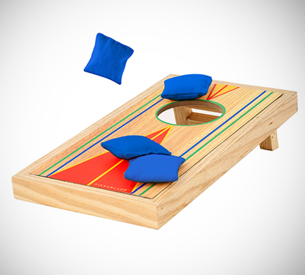 Desktop Bean Bag Toss Game