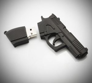 Gun USB Flash Drive