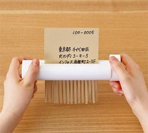 Hand Powered Paper Shredder
