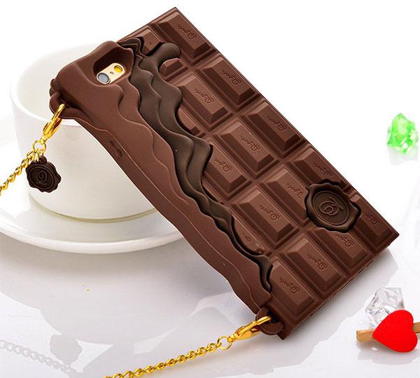 Melting Chocolate iPhone Case