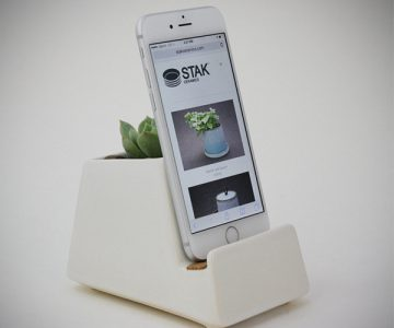 Multi-Functional Phone Dock