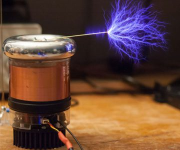 Musical Tesla Coil Kit