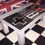 NES Nintendo Controller Coffee Table