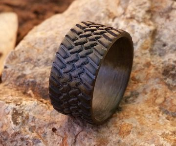 Off Road Tire Carbon Fiber Ring
