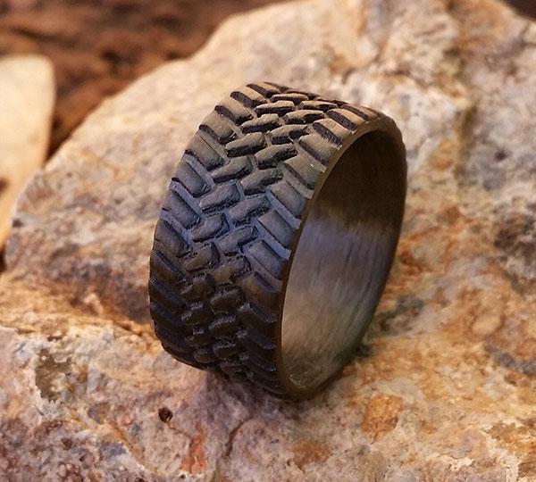 Off Road Tire Carbon Fiber Ring