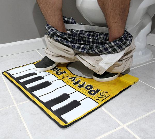 Potty Piano Toilet Fun