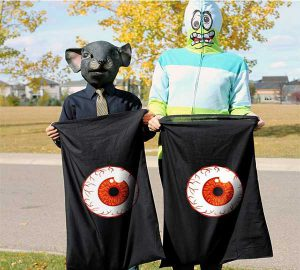 Spooky Halloween Pillowcase