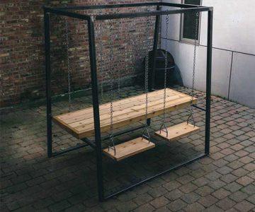 Swingset Table