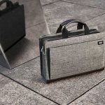Tech Oxford Bond Briefcase