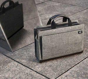 Tech Oxford Bond Briefcase