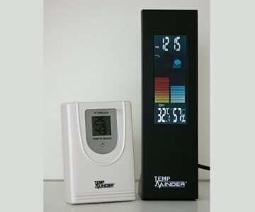 TempMinder Wireless Weather System