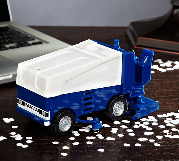 Zamboni Desk Vacuum Cleaner
