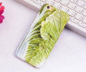 Cabbage iPhone Case Cover