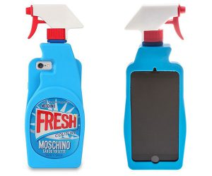 Cleaning Spray Bottle iPhone Case