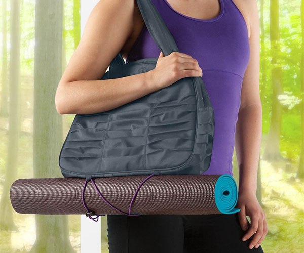 Gaiam Metro Gym Bag