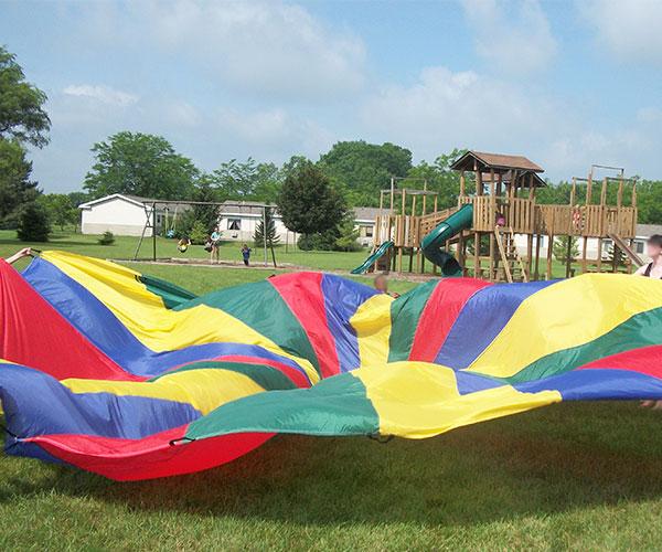 Giant 10 Feet Parachute