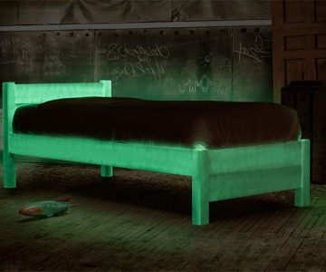 Glow In The Dark Bed