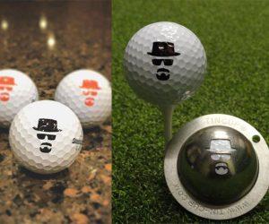 Heisenberg Golf Ball Marker Tool