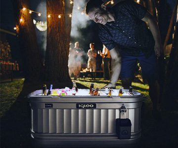 Igloo Party Bar LED Cooler