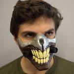 Immortan Joe Mask