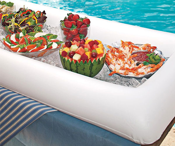 Inflatable Serving Bar