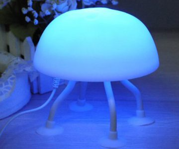 Jellyfish Desk Lamp