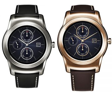 LG Urbane Wearable Smart Watch