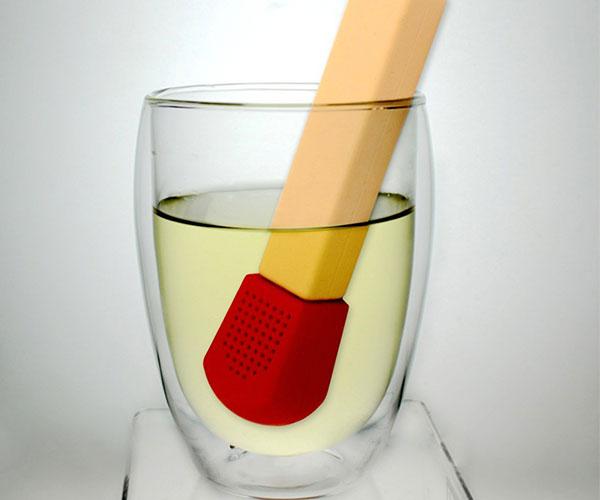Matchstick Shape Tea Infuser